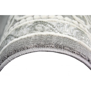 Covor Merinos, Elite,13 mm, negru, 160 x 230 cm [3]