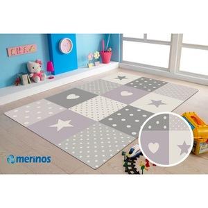 Covor Merinos, Pastel Kids, 18 mm, 160 x 230 cm [0]