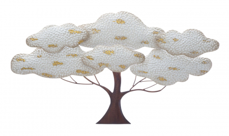 Decoratiune de perete ALBERO LIGHT (cm) 90X4,5X49,50
