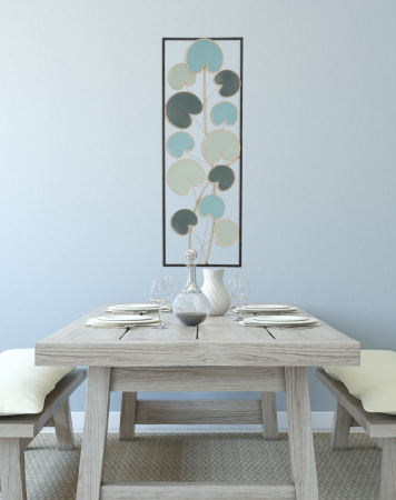 Decoratiune de perete  ALLE -B- (cm) 30X1,5X88,57
