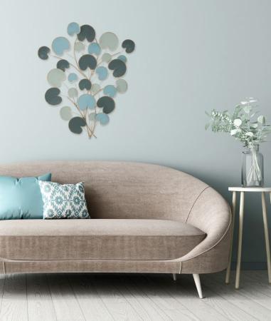 Decoratiune de perete APPLE -A- (cm) 72X2,5X908