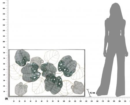 Decoratiune de perete BALI (cm) 139,5X9,5X869