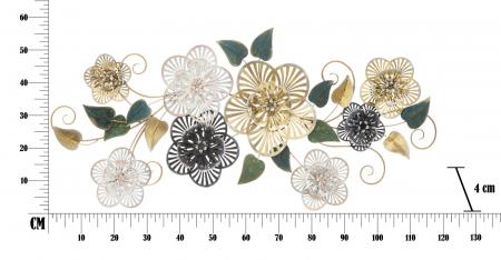 Decoratiune de perete CAMPUR -B- (cm) 118X4X585