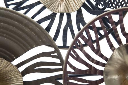 Decoratiune de perete CUTTED -B- (cm) 90X5,5X43,54