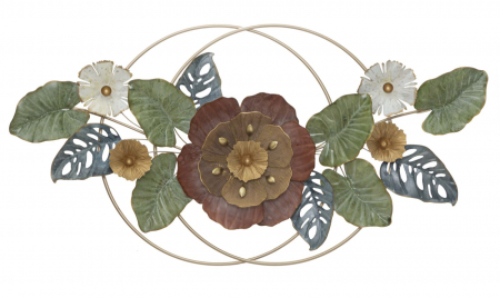 Decoratiune de perete EDEN (cm) 114,5X8,5X59,50