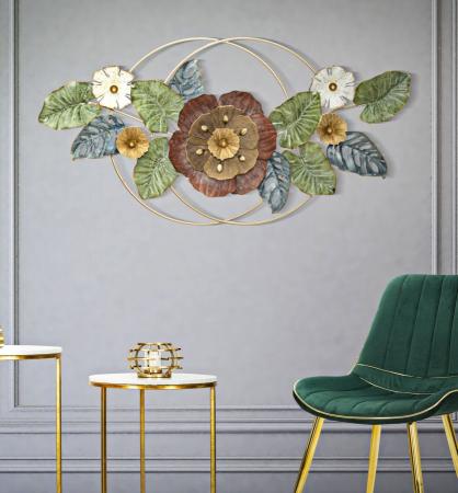 Decoratiune de perete EDEN (cm) 114,5X8,5X59,55