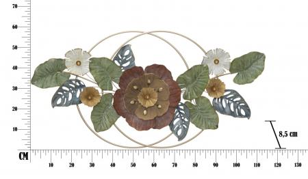 Decoratiune de perete EDEN (cm) 114,5X8,5X59,56