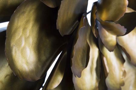Decoratiune de perete  FIORE GOLDY -A- (cm) Ø 64X5,52