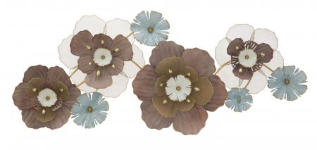 Decoratiune de perete FLOWER OPAS (cm) 154X12X660