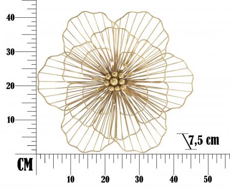 Decoratiune de perete FLOWER STICK (cm) 45X7,5X426