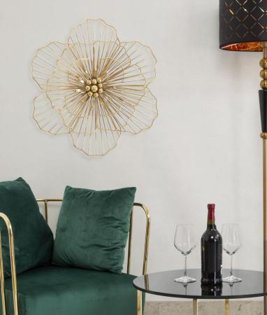 Decoratiune de perete FLOWER STICK (cm) 45X7,5X425