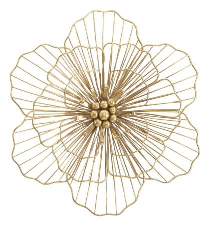 Decoratiune de perete FLOWER STICK (cm) 45X7,5X420
