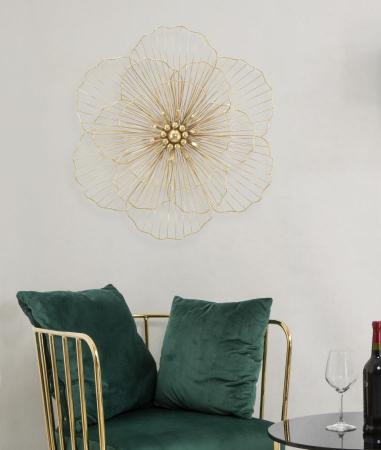Decoratiune de perete FLOWER STICK (cm) 58,5X7,5X555