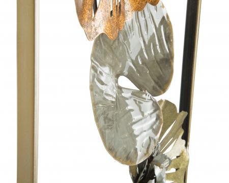 Decoratiune de perete  LEAF -B- (cm) 31,5X3X905