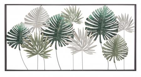 Decoratiune de perete LEAF (cm) 134,5X9,5X68,50