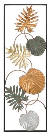 Decoratiune de perete  LOPPY -A- (cm) 30,5X3X88,50