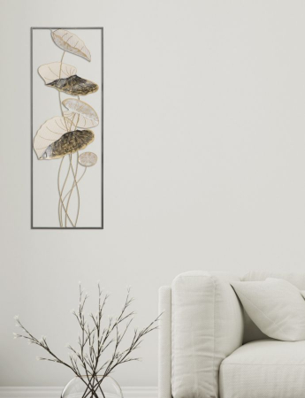 Decoratiune de perete LOTO -B- (cm) 31X5X89,56