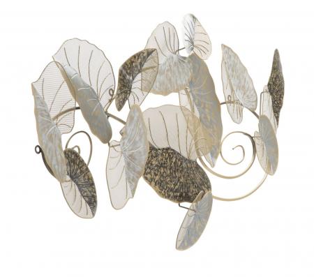 Decoratiune de perete LOTUS (cm) 119X7X631