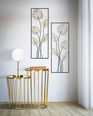 Decoratiune de perete LUXY -B- (cm) 31X2,5X905