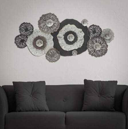 Decoratiune de perete OTOP -A- (cm) 133X7X675