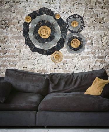 Decoratiune de perete OTOS (cm) 100X8X805