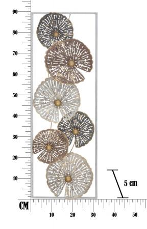 Decoratiune de perete OX -A-(cm) 31X5X89,56