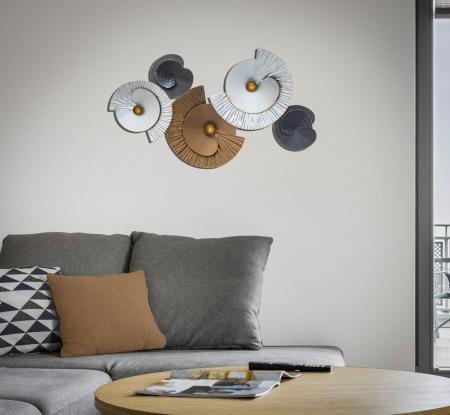 Decoratiune de perete RID -B- (cm) 39X6X655