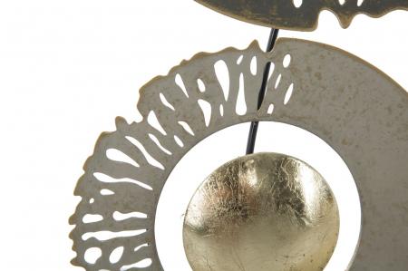 Decoratiune de perete RING (cm) 31X3X89,56