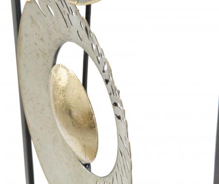 Decoratiune de perete RING (cm) 31X3X89,54