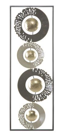 Decoratiune de perete RING (cm) 31X3X89,50