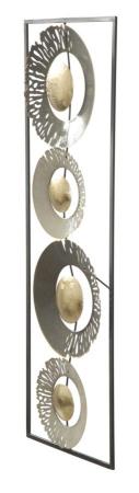 Decoratiune de perete RING (cm) 31X3X89,52