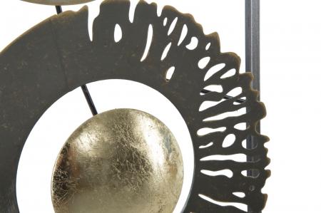 Decoratiune de perete RING (cm) 31X3X89,55
