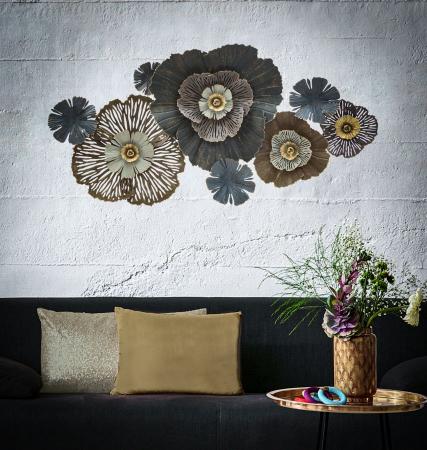 Decoratiune de perete TOD (cm) 132,5X10X67,55