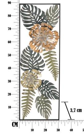 Decoratiune de perete  TOO -A- (cm) 30,5X3,75X88,56