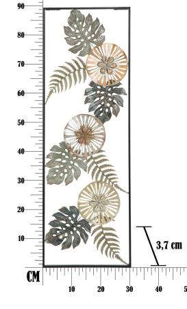 Decoratiune de perete TOO -B- (cm) 30,5X2,5X88,56