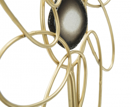 Decoratiune GLAM DAISY (cm) 24X10X37,5 4