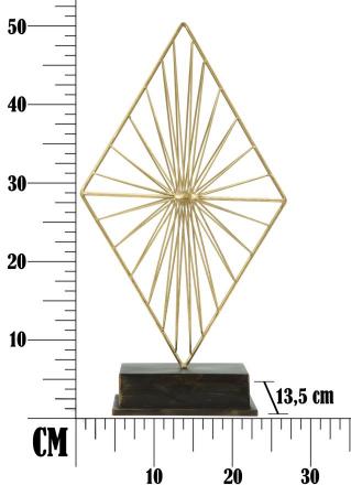 Decoratiune GLAM PIRY (cm) 19X13,5X50,58