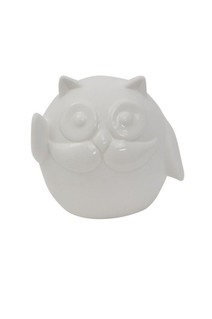 Decoratiune OWL HELLO (cm) 9,5X6,5X8,5 3