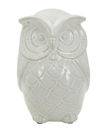 Decoratiune OWL SAND B (cm) Ø 13,5X21 0