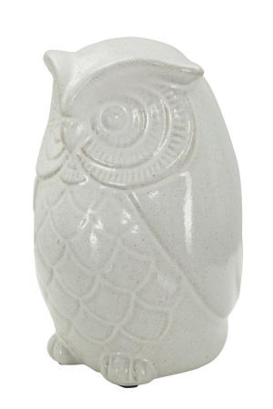 Decoratiune OWL SAND B (cm) Ø 13,5X21 2