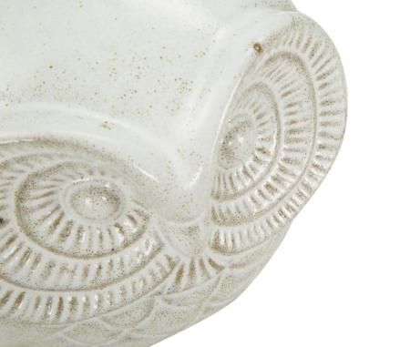 Decoratiune OWL SAND B (cm) Ø 15,5X12,5 3