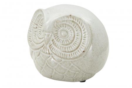 Decoratiune OWL SAND B (cm) Ø 15,5X12,5 2