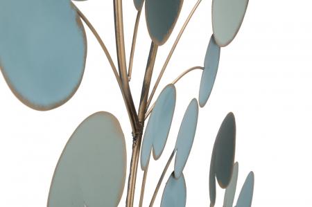 Decoratiune pentru perete APPLE, 75X2.5X85 cm, Mauro Ferretti3