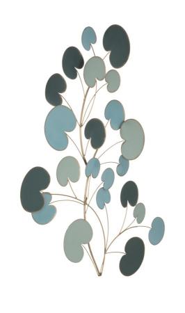 Decoratiune pentru perete APPLE, 75X2.5X85 cm, Mauro Ferretti [5]