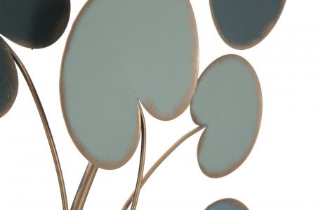 Decoratiune pentru perete APPLE, 75X2.5X85 cm, Mauro Ferretti [6]