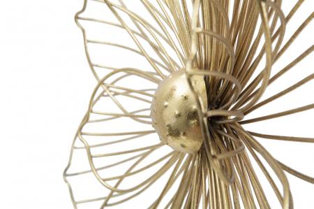 Decoratiune pentru perete FLOWERY STICK, 60X8X54 cm, Mauro Ferretti3
