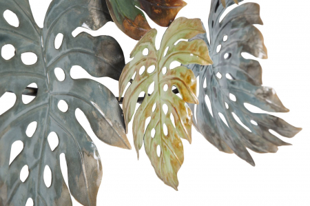 Decoratiune pentru perete FOGLIE, 129.50X6X67 cm, Mauro Ferretti4