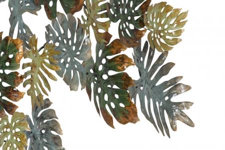 Decoratiune pentru perete FOGLIE, 129.50X6X67 cm, Mauro Ferretti3
