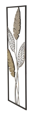 Decoratiune pentru perete FOGLIE 30.5X1.90X91 cm, Mauro Ferretti2