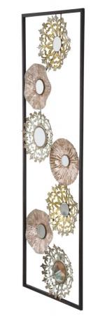 Decoratiune pentru perete GLISS, 31X2.5X90 cm, Mauro Ferretti2